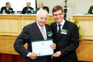 Pesar pelo falecimento do cardiologista e professor Sanito Wilhelm Rocha (CRM-PR 1.258)