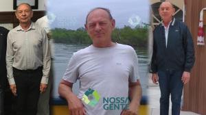 Pesar pelo falecimento do pediatra João Techy Filho, o 56.º médico vitimado pela Covid-19 no Paraná