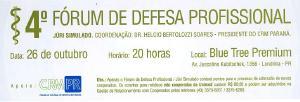 Médicos londrinenses discutem defesa profissional