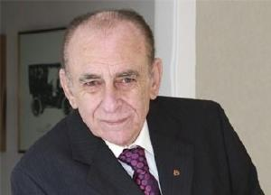 Pesar pelo falecimento do médico Luiz Carlos de Lima, fundador do Hospital Dr. Lima, de Cascavel