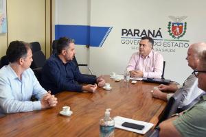Sesa discute com entidades hospitalares parcerias para ampliar atendimento do coronavírus