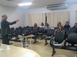 Delegacia Regional em Paranavaí realiza palestra sobre redes sociais