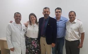 CRM-PR realiza bate-papo com médicos e equipe do Hospital Ministro Costa Cavalcanti
