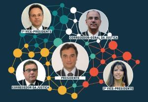 Des. José Laurindo de Souza Netto é eleito presidente do Tribunal de Justiça do PR