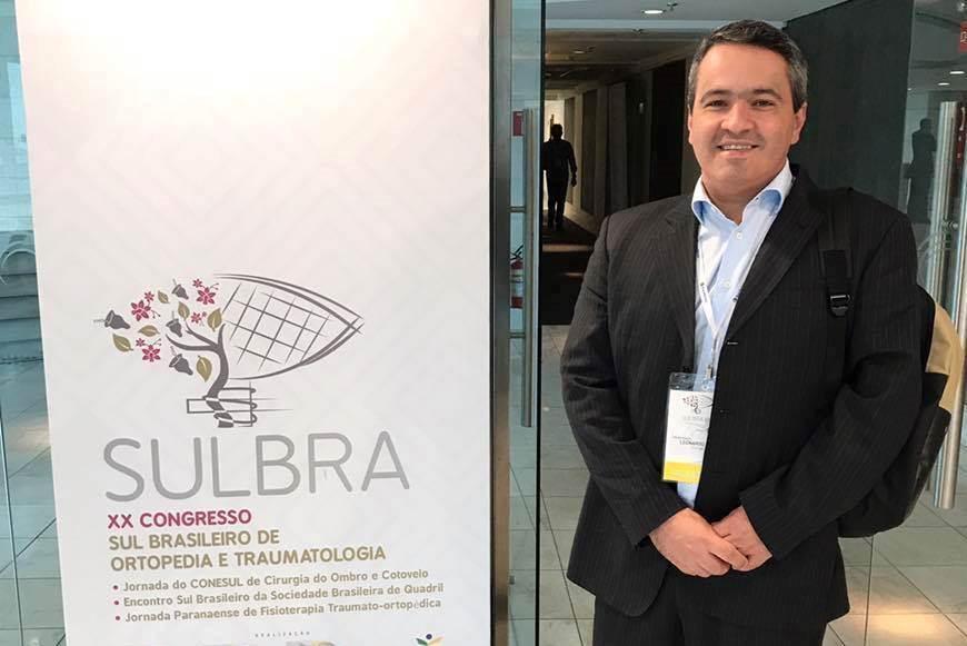 Pesar pelo falecimento do ortopedista Leonardo Oliveira Nobre, chefe do  serviço de ombro do Cajuru - Portal CRM-PR