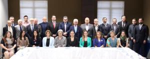 Em reunião na OAB Paraná, representantes dos conselhos profissionais debatem PEC 108/2019