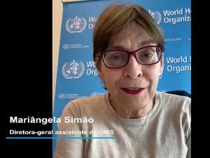 Diretora da OMS, médica brasileira ressalta papel das agentes de saúde contra a pandemia