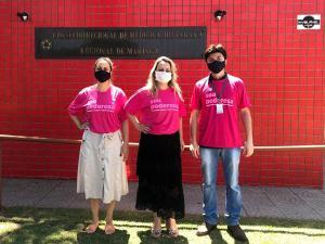 Representação do CRM-PR em Maringá realiza ações de conscientização sobre o câncer de mama