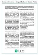 Normas informativas e compartilhadas em cirurgia plástica (2011)