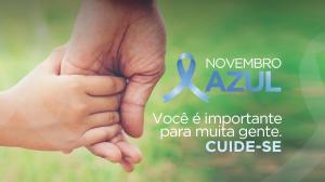 Secretaria Estadual: Novembro Azul destaca ações para a saúde do homem
