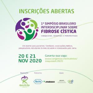 1º Simpósio Brasileiro Interdisciplinar sobre fibrose cística será realizado em 21 e 22 de novembro