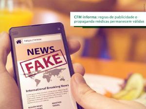 CFM informa: regras de publicidade e propaganda médicas permanecem válidas