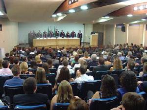 Cerca de 250 participaram de formatura de Residentes da PUC no Conselho