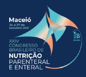 XXIV CONGRESSO BRASILEIRO DE NUTRIÇÃO PARENTAL