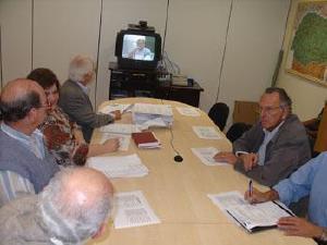 Videoconferência com a regionais