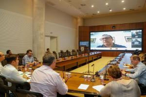 Governo do Paraná e secretários municipais de saúde alinham ações contra o novo coronavírus
