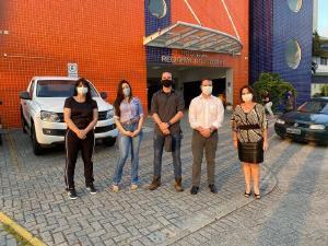 Ação conjunta para treinamento a profissionais que atuam em UTIs da Covid-19 em todo Paraná