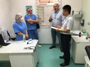 CRM-PR mobilizado pela segurança de médicos e demais profissionais nos serviços de saúde