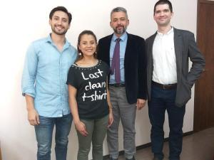 Delegacias Regionais de Foz do Iguaçu e Ponta Grossa dão as boas-vindas aos novos médicos