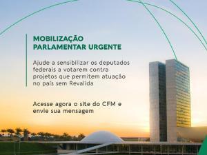 Mobilização parlamentar contra projetos que endossam atuação de formados no exterior sem revalida
